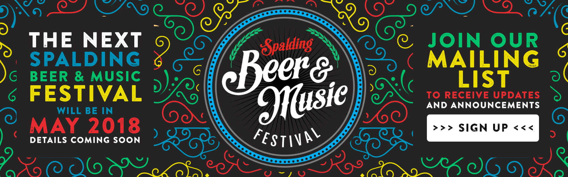 The Spalding Beer and Music Festival returns in May 2018 - details coming soon